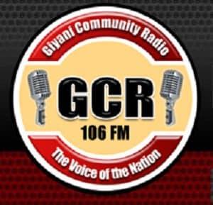GCR FM 106 Live Online